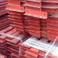 Складские металлические стеллажи паллетные